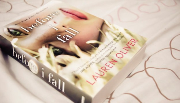 Resulta ng larawan para sa before i fall book